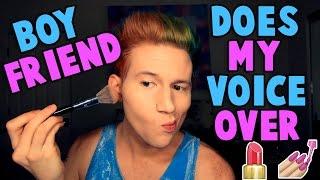 Download MY BOYFRIEND DOES MY VOICEOVER Video