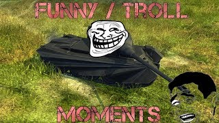 Download WoT Blitz: Funny / Troll moments Video