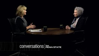 Download A Conversation with Margaret Atwood Video