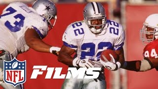 Download #5 Emmitt Smith | Top 10 Dallas Cowboys of All Time | NFL films Video