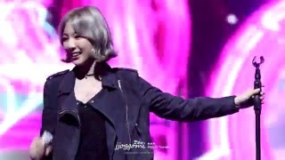 Download 160312 태연 Taeyeon - 스트레스 Stress (Mercedes Fan's Night) Live Video