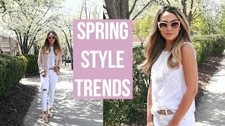 Download SPRING INSPIRATION! EASY HAIRSTYLE, FAVE LIP COMBO, SPRING OUTFIT IDEA Video