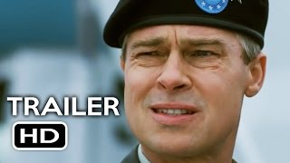 Download War Machine Official Trailer #2 (2017) Brad Pitt Netflix Comedy Movie HD Video