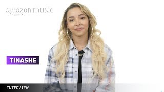 Download Tinashe: First And Last with Amazon Music Video
