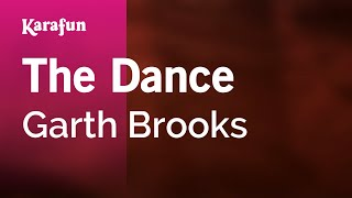 Download Karaoke The Dance - Garth Brooks * Video
