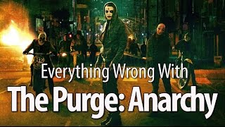 Download Everything Wrong With The Purge: Anarchy In 16 Minutes Or Less Video