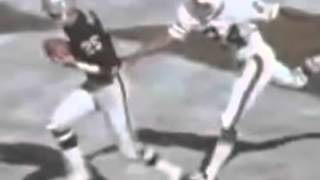 Download Oakland Raiders AFL 1960's Video