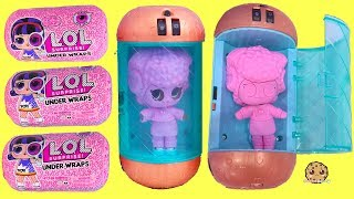 Download Jelly Layer LOL Surprise Blind Bag Capsules ! Eye Spy Under Wraps Video