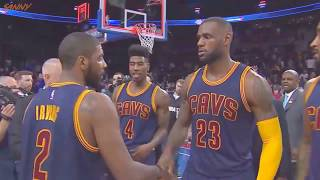 Download Lebron x Kyrie Faded Video