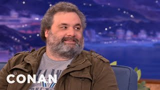 Download Artie Lange: Heroin Is Nothing Like Running - CONAN on TBS Video