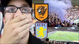 Download HULL CITY 1-3 ASTON VILLA | 6/8/18 | ALAN HUTTON SCREAMER AND AWAY END CARNAGE *VLOG* Video