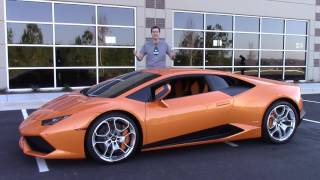 Download Here's Why the Lamborghini Huracan Is Worth $250,000 Video
