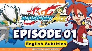 Download [Sub][Episode 01] Future Card Buddyfight Ace Animation Video