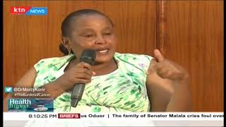Download The Cancer Burden in Children who have lost parents - [Part I] | HEALTH DIGEST 18th May 2019 Video