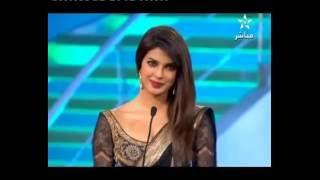 Download Priyanka Chopra at morocco Video