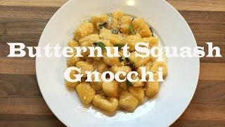 Download Butternut Squash Gnocchi Video