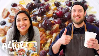 Download Brad and Priya Make Yogurt | It's Alive | Bon Appétit Video