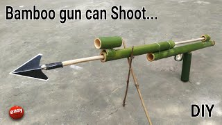 Download How to make a Bamboo gan that can real shoot. Video