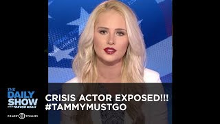 Download CRISIS ACTOR EXPOSED!!! #TAMMYMUSTGO Video
