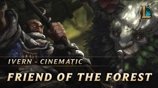 Download Ivern: Friend of the Forest | New Champion Teaser – League of Legends Video