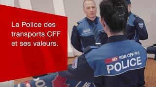 Download La Police des transports CFF et ses valeurs. Video