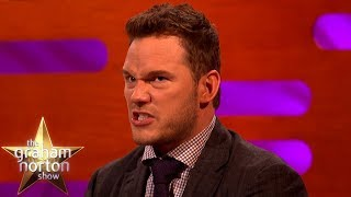 Download Chris Pratt's 5 Year Old Son Isn't Impressed By His Dad's Acting | The Graham Norton Show Video