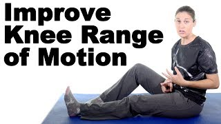 Download Knee Range of Motion Improvement - Ask Doctor Jo Video