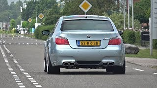 Download Supercars & Sportcars Accelerating LOUD! M5 V10, RS6, GT-R, Golf 7 R, C63 AMG Video