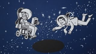Download Stephen Hawking's big ideas... made simple | Guardian Animations Video