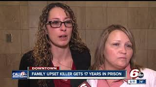 Download Family of murdered mother irate at plea deal, 17 year prison sentence for killer Video