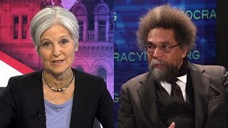 Download Cornel West: Why I Endorse Green Party's Jill Stein Over ″Neoliberal Disaster″ Hillary Clinton Video