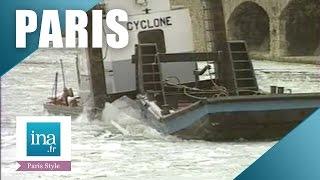 Download Insolite : un brise glace sur le canal Saint-Martin | Archive INA Video
