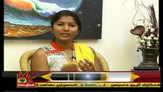 Download Dr Raichal on Kalaignar News 1/2 about Diabetes and Psoriasis can be permanently cured in Ayurveda. Video