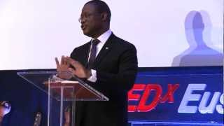 Download Africans can save Africa: Arnold Ekpe at TEDxEuston Video