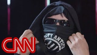 Download Behind the mask: The people in Antifa Video