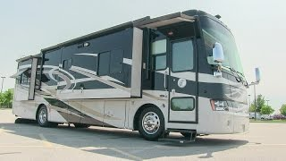 Download 2010 Tiffin Phaeton 36QSH class A diesel pusher motorhome walk-around tutorial video Video