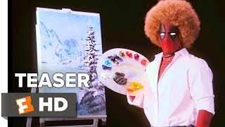 Download Deadpool 2 Teaser (2018) | 'Wet on Wet' | Movieclips Trailers Video