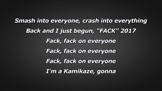 Download Eminem - Kamikaze (Lyrics) Video