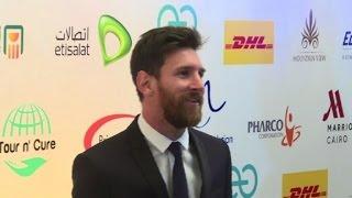 Download Messi se pone el dorsal '10' contra la hepatitis C Video