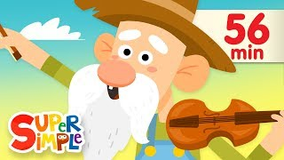 Download Old MacDonald Had A Farm (2018) | + More Kids Songs | Super Simple Songs Video