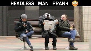 Download Headless man Prank - Julien Magic Video