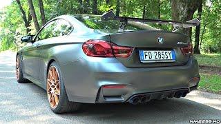 Download 2016 BMW M4 GTS INSANE Sound! - Start Up, Revs & Launch Control Burnout! Video