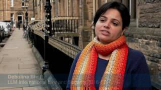 Download Indian LLM students at UofG Law Video