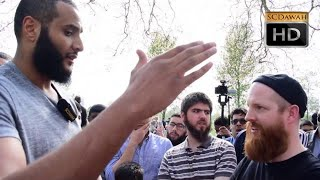 Download P2 - Facts are Facts ! Muhammad Hijab vs Israel Advocacy Movement l Speakers Corner l Hyde Park Video
