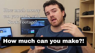 Download How much Money can you make with Stock Footage? Video