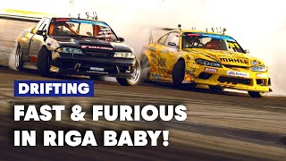 Download Fast And Furious In Riga: Drift Masters European Championship Round 4   DMEC 2019 Video