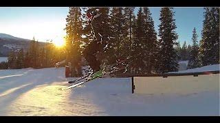Download Amazing skiday in Sweden! Video