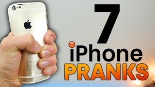 Download 7 iPhone Pranks & Glitches To Piss Off Your Friends! Video