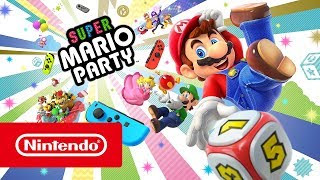 Download Super Mario Party - Launch Trailer (Nintendo Switch) Video