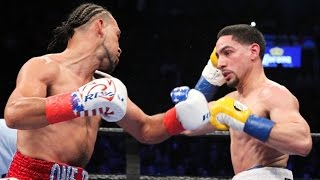 Download KEITH THURMAN VS. DANNY GARCIA FULL FIGHT AFTERMATH; THURMAN DOMINATES IN SPLIT DECISION WIN Video